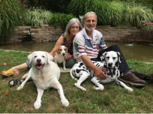 Waggleview® with author Connie Bombaci